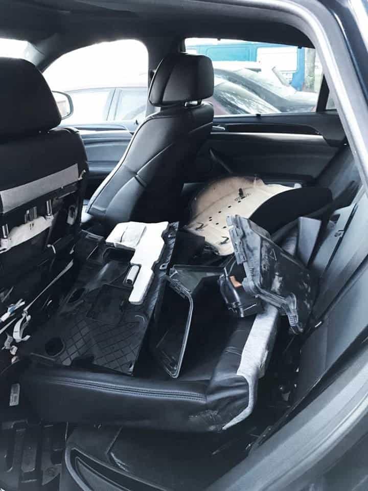 Neúspěšný Pokus O KRÁDEŽ BMW X6, Příběh Jednoho Z Našich Zákazníků.
