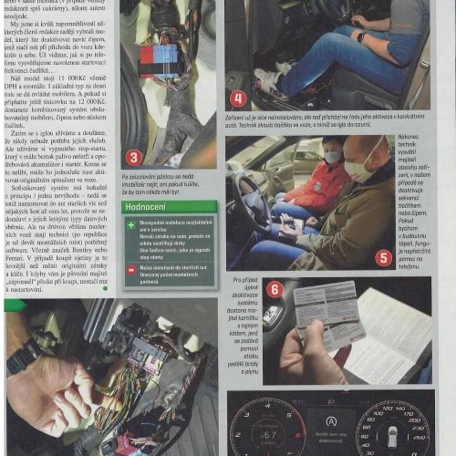 Recenze IGLA Svět Motoru